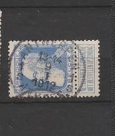 COB 76 Oblitéré ANVERS 1 S - 1905 Grosse Barbe