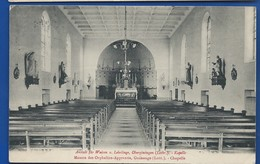 GUENANGE    Chapelle    Maison Des Orphelins Apprentis De Guénange écrite En 1913 - Autres Communes