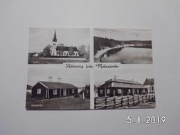 Hälsning Från Malexander. (7 - 1 - 1966) - Sweden