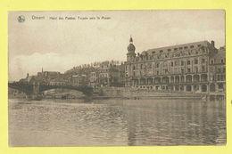 * Dinant (Namur - Namen - La Wallonie) * (Nels, Série 33, Nr 59) Hotel Des Postes, Façade Vers La Meuse, Pont, Post - Dinant