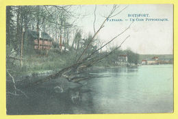 * Boitsfort - Watermaal Bosvoorde (Bruxelles) * (Marco Marcovici) Paysage, Coin Pittoresque, Couleur, Kleur, étang, Lac - Watermael-Boitsfort - Watermaal-Bosvoorde