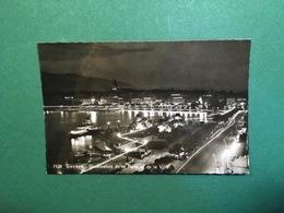 Cartolina Genève - Illumination De La Rade Et De La Ville - 1958 - Cartes Postales