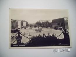 Göteborg. - Götaplatsen. (1958) - Sweden