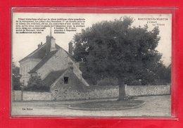 02-CPA ROCOURT SAINT MARTIN - France