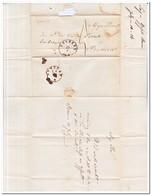 Brief Naar Heumen, Afstempeling Boxmeer 1856 En Nijmegen ( 11 Juli 1856 ) - Periode 1852-1890 (Willem III)