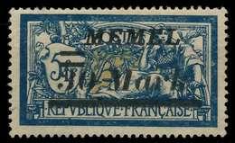 MEMEL 1922 Nr 96 Ungebraucht X887646 - Memelgebiet