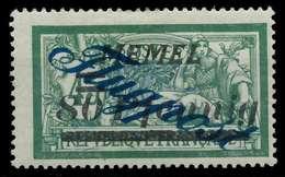 MEMEL 1922 Nr 73 Ungebraucht X88775A - Memelgebiet