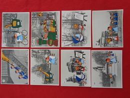 Lot De 8 Cartes Picolo (Au Bon Marché): 5,7,8,10, 11,12,19 Et 20 - Cartes Postales