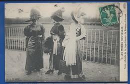 La Mode Nouvelle   La Jupe Culotte    Animées    écrite En 1910 - Mode
