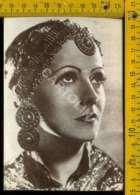 Personaggio Attore Attrice Cantante Musica Teatro Cinema Greta Garbo - Artisti
