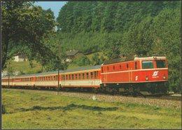 ÖBB Elektro-Schnellzuglokomotive 1044.74 - Reiju AK - Trains