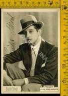 Personaggio Attore Attrice Cantante Musica Teatro Cinema Autografo Giulio Stival - Artisti