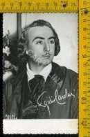 Personaggio Attore Attrice Cantante Musica Teatro Cinema Autografo Egidio Casolari - Artisti
