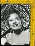 Personaggio Attore Attrice Cantante Musica Teatro Danza Cinema Joyce Holden - Artisti