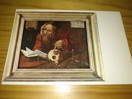 "Postal, Postcard,   ""S. Jerónimo - Museu De Arte Sacra Do Funchal, Madeira"" - Musées"