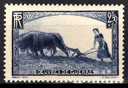 FRANCE 1940 - Y.T. N° 457 - NEUF** /1 - France