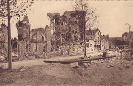 NANTES Après Les Bombardements - Le Quai Malakoff ( Chapeau18 ) - Nantes