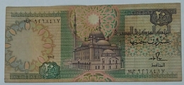 Egypt 20 Pounds Issued 1991 - Egypte