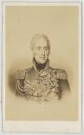 CDV 1860-70 E. Desmaisons à Paris . Charles X Roi De France . D'après Tableau . - Photos