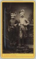 CDV 1883 Clément Lagriffe à Paris . Garçons Costumés . - Photos