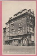 CP - Belgique - Liege - Vieille Maison Du Quai De La Goffe - Maison Havart- PUB BIERES ARTOIS - Cafés