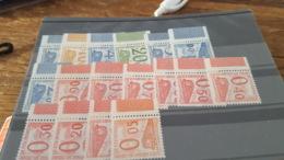 LOT 436494 TIMBRE DE FRANCE NEUF** LUXE N°31 A 47 VALEUR 500 EUROS - Parcel Post
