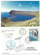 Ile Saint Paul - Terres Australes - Postcards