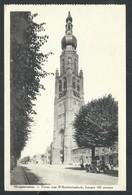 +++ CPA - HOOGSTRATEN - HOOGSTRAETEN - Toren Van St Katherinakerk    // - Hoogstraten