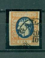Rumänien, Fürst Karl I, Nr. 24 Gestempelt - 1858-1880 Fürstentum Moldau