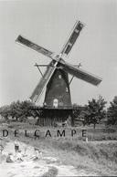 DORDRECHT (Z.H.) - Molen/moulin - Mooie Opname Van De Verdwenen Stenen Stellingkorenmolen Willem De Tweede - Dordrecht
