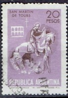 ARGENTINA #  STAMPS FROM YEAR 1968 STANLEY GIBBONS 1238 - Argentina