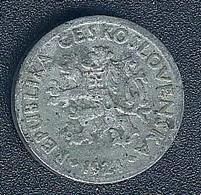 Tschechoslowakei, 2 Halere 1924 - Czechoslovakia