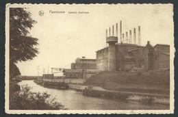 +++ CPA - FARCIENNES - Centrale Electrique - Usine - Industrie - Nels  // - Farciennes