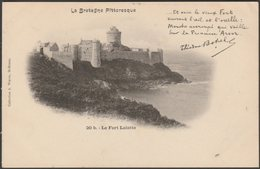 Le Fort Lalatte, Fréhel, Bretagne, C.1900-05 - Waron CPA - Cap Frehel