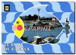 CPM Le Cros De Cagnes - Cagnes-sur-Mer