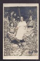 CPA PHOTO 17 - CHATELAILLON - TB GROS PLAN 3 Jeunes Femmes En CP Photographique - Châtelaillon-Plage