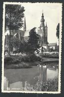 +++ CPA - AARSCHOT - AERSCHOT - Le Demer Et L'Eglise - Demer En Kerk - Nels Bromurite  // - Aarschot