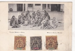 INDE TELEGU Women Girls - Inde
