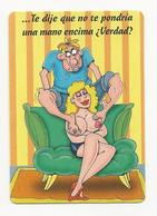 Calendar * 1998 * Spain * Erotic Humour - Petit Format : 1991-00