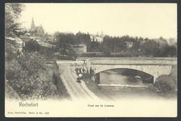 +++ CPA - ROCHEFORT - Pont Sur La Lomme - Nels Série 8 N° 152  // - Rochefort