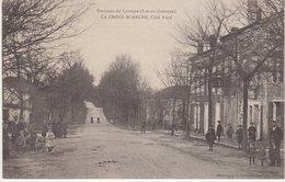 LA CROIX - BLANCHE : COTE NORD . - France