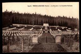 51 LA HARAZEE - VIENNE LE CHÂTEAU - Le Cimetière Militaire - Autres Communes