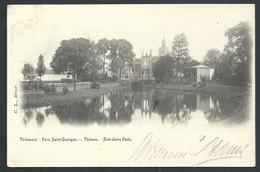 +++ CPA - TIENEN - TIRLEMONT - Parc St Georges - Sint Joris Park   // - Tienen