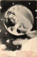 CPA A.BERGERET 4 Madame La Lune (745009) - Bergeret