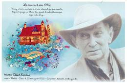Lote PEP986, Colombia, 2016, Entero Postal, Postal Stationary, Rafael Escalona, Music Postcard, Accordion, Acordeon - Colombia