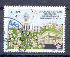 LITOUWEN    (COE 689) - Lituanie