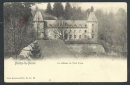 +++ CPA - HABAY LA NEUVE - Château Du Pont D'Oye - Nels Série 31 N° 22 - Publicité Maggi  // - Habay