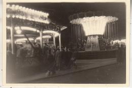 Kermis In Beek 1956 - Foto Formaat 7.5 X 10 Cm - Plaatsen