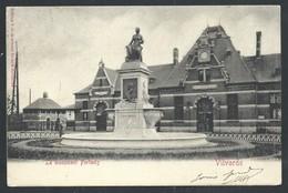 +++ CPA - VILVOORDE - VILVORDE - Monument Portaels - Voir Cachet   // - Vilvoorde