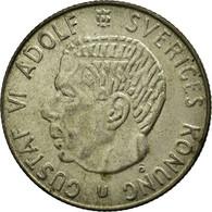 Monnaie, Suède, Gustaf VI, Krona, 1964, TTB, Argent, KM:826 - Suède